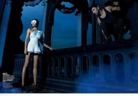 Jessica Biel by Thomas Whiteside for Elle US, January 2013 [Photos] 003