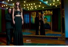 Jessica Biel by Thomas Whiteside for Elle US, January 2013 [Photos] 005