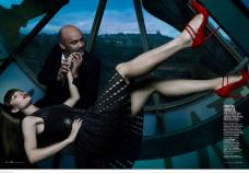 Jessica Biel by Thomas Whiteside for Elle US, January 2013 [Photos] 007