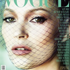 Kate Moss by Mario Testino for Vogue Spain [Photos] 001