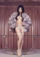 Kim Kardashian for Factice France January 2013 [Photos] 001