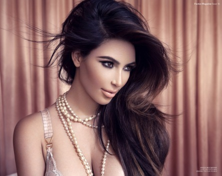 Kim Kardashian for Factice France January 2013 [Photos] 006