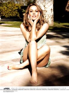 Kylie Minogue Calendar 2013 [Photos] 005