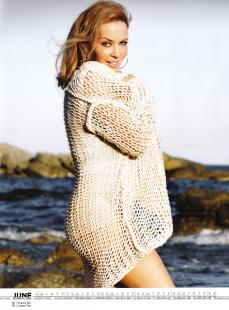 Kylie Minogue Calendar 2013 [Photos] 007