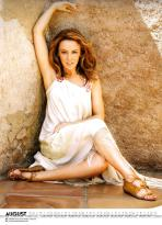Kylie Minogue Calendar 2013 [Photos] 009