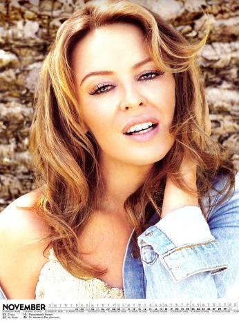 Kylie Minogue Calendar 2013 [Photos] 012