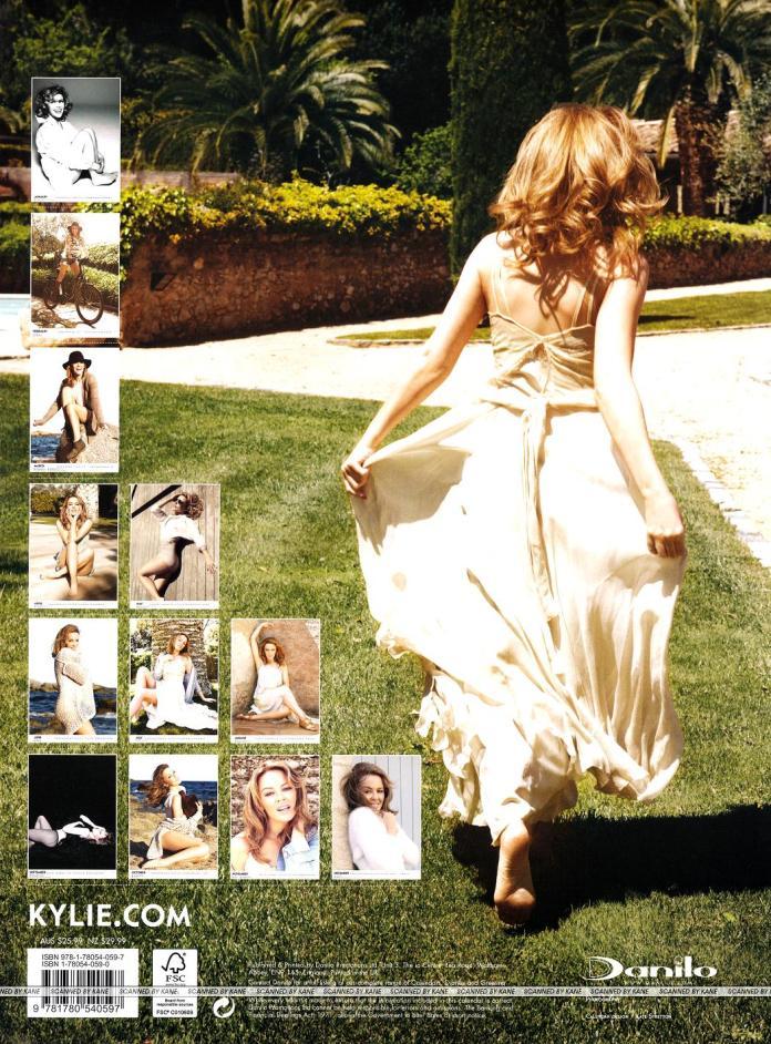 Kylie Minogue Calendar 2013 [Photos] 014