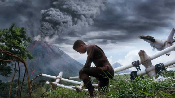 M. Night Shyamalan After Earth- Debut Trailer Evolves To Kill Humans [Movies] 002