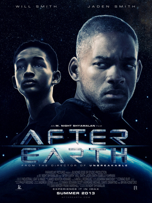 M. Night Shyamalan After Earth- Debut Trailer Evolves To Kill Humans [Movies] 003