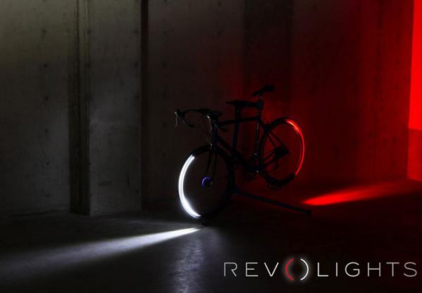 Revolights Bike Lights [Tech 001