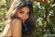 Sarah Hyland December 2012:January 2013 Complex Feature [Photos] 004