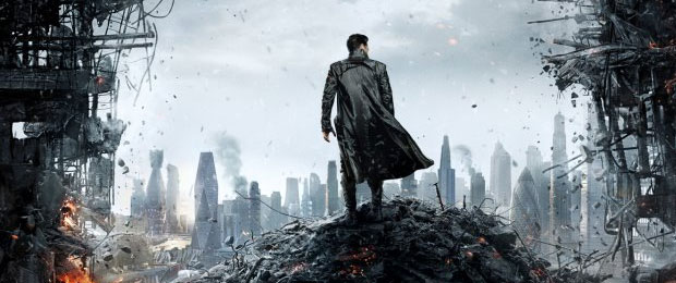 Star Trek Into Darkness Poster Revealed [Movie] Feat