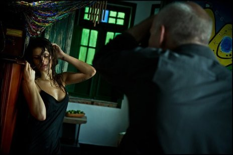 The 2013 Pirelli Calendar Behind the Scenes [Photography] 003