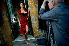 The 2013 Pirelli Calendar Behind the Scenes [Photography] 036