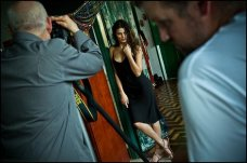 The 2013 Pirelli Calendar Behind the Scenes [Photography] 037