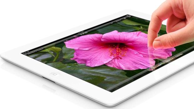 Apple Announce 128GB iPad will be released Feb 5 [Tech]