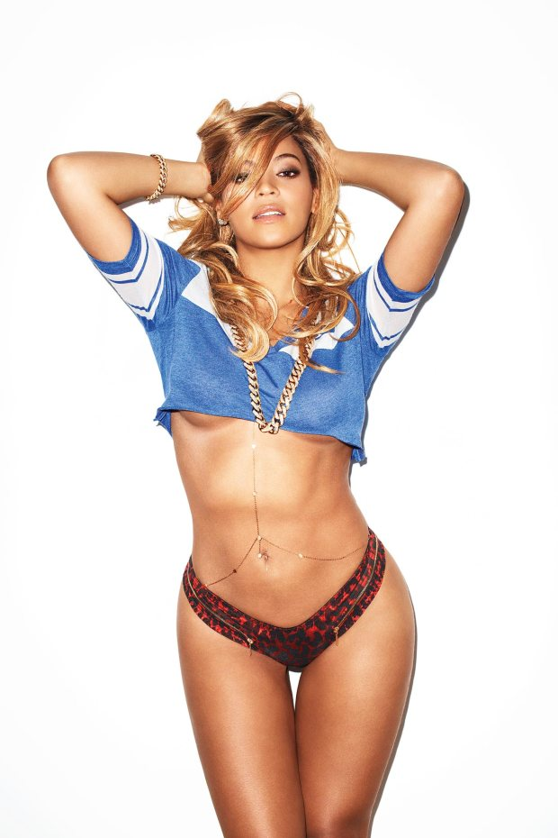 Beyonce by Terry Richardson for GQ USA February 2013 [Photos] 001