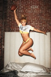 Beyonce by Terry Richardson for GQ USA February 2013 [Photos] 004