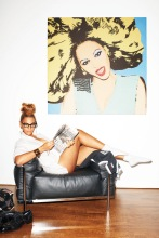 Beyonce by Terry Richardson for GQ USA February 2013 [Photos] 005