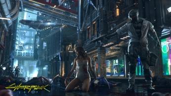 Cyberpunk 2077 Teaser Trailer [Games]001