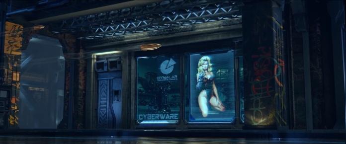 Cyberpunk 2077 Teaser Trailer [Games]006