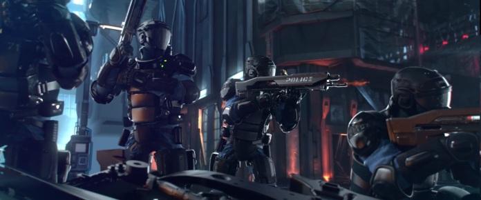 Cyberpunk 2077 Teaser Trailer [Games]007