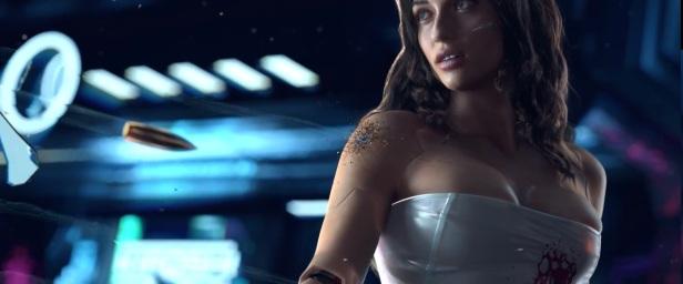 Cyberpunk 2077 Teaser Trailer [Games]008