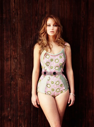 Jennifer Lawrence by Simon Emmett for Glamour UK [Photos] 004