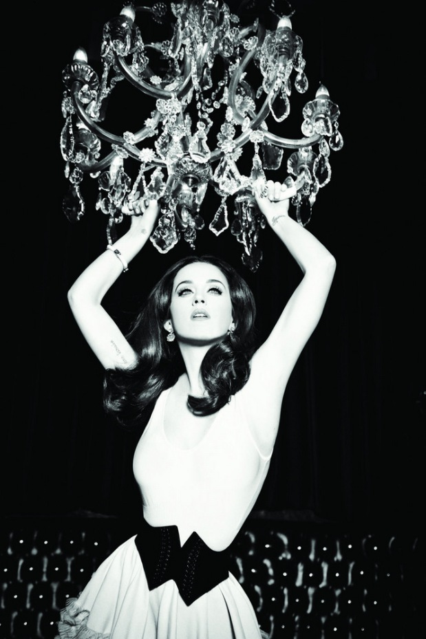Katy Perry by Ellen von Unwerth for GHD [Photos] 001
