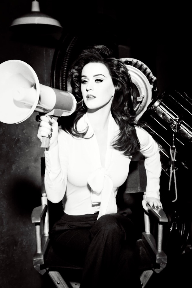 Katy Perry by Ellen von Unwerth for GHD [Photos] 002