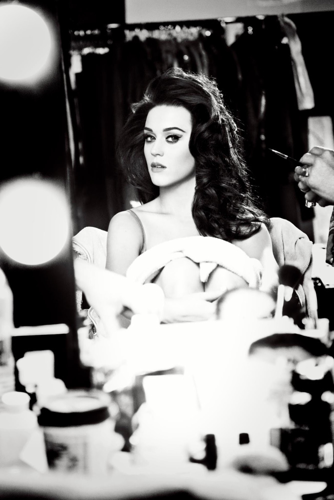 Katy Perry by Ellen von Unwerth for GHD [Photos] 003