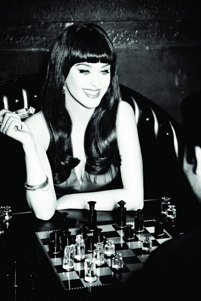 Katy Perry by Ellen von Unwerth for GHD [Photos] 006