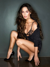 Megan Fox Covers February 2013 issue of Esquire [Photos] 002