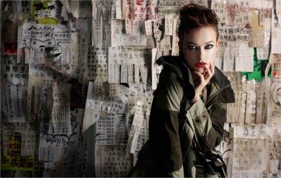 Olivia Wilde by Yus Tsai for Flaunt Magazine [Photos] 003