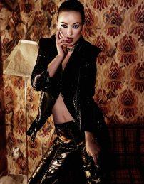 Olivia Wilde by Yus Tsai for Flaunt Magazine [Photos] 005