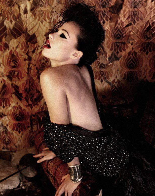 Olivia Wilde by Yus Tsai for Flaunt Magazine [Photos] 006