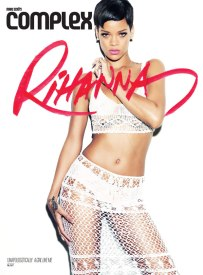 Rihanna's Seven Covers for Complex Magazine [Photos] 002