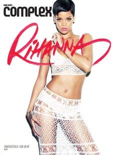 Rihanna's Seven Covers for Complex Magazine [Photos] 002