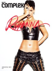 Rihanna's Seven Covers for Complex Magazine [Photos] 004