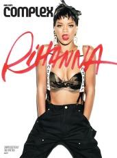 Rihanna's Seven Covers for Complex Magazine [Photos] 006