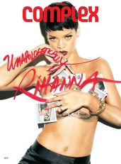Rihanna's Seven Covers for Complex Magazine [Photos] 007