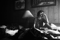 The Black And White Photography Of Dave Hill [Photos]02-Amanda-35mm002