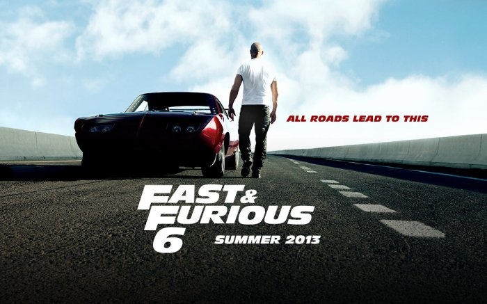 FAST & FURIOUS 6 Extended Trailer [Movies]