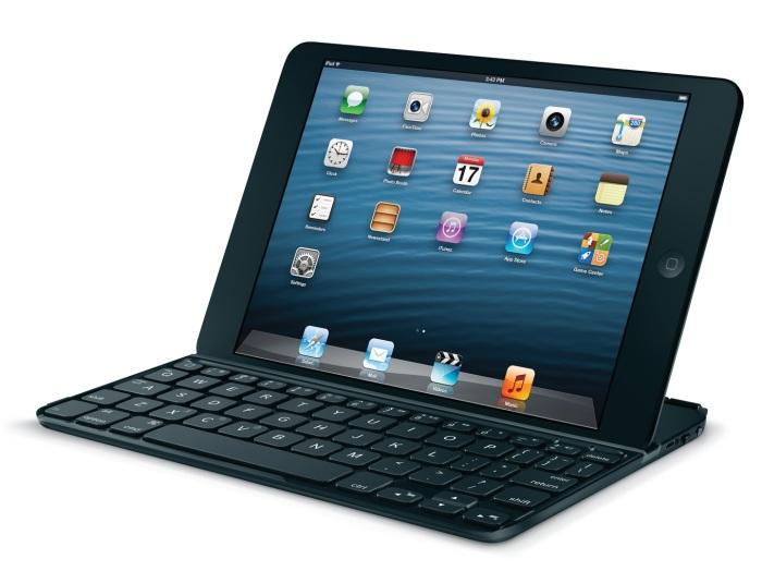 Logitech Announce Ultrathin Keyboard for iPad Mini [Tech]