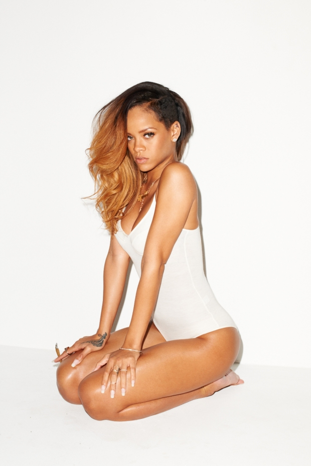 Rihanna by Terry Richardson, February 2013 [Photos] 001