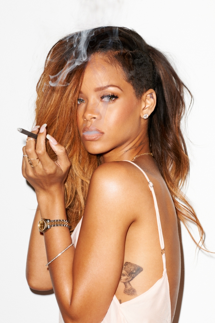 Rihanna by Terry Richardson, February 2013 [Photos] 002