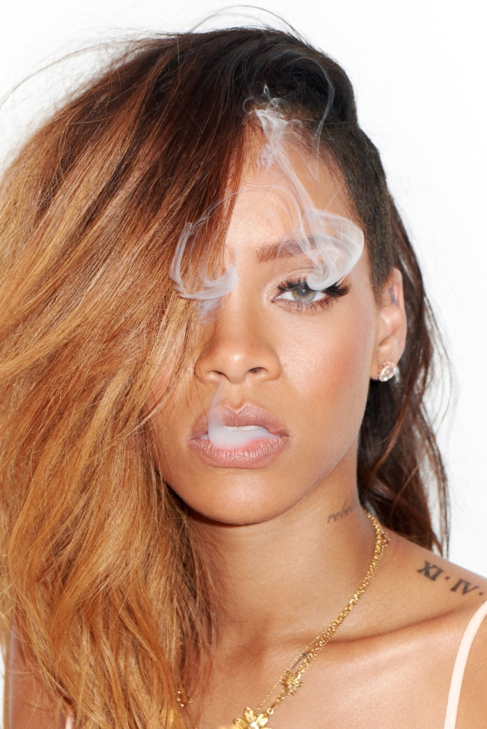 Rihanna by Terry Richardson, February 2013 [Photos] 005