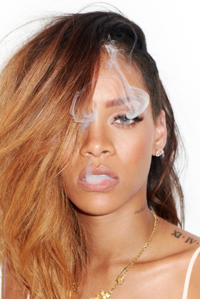 Rihanna by Terry Richardson, February 2013 [Photos] 005