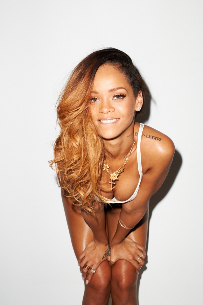 Rihanna by Terry Richardson, February 2013 [Photos] 009