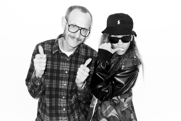 Rihanna by Terry Richardson, February 2013 [Photos] 011